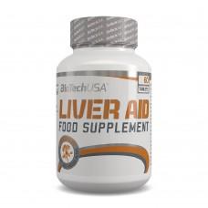 Спортиная добавка Biotech USA LIVER AID 60 таб