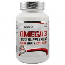 Спортивная добавка Biotech USA OMEGA 3 90 капс