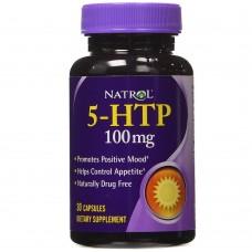 Спортивная добавка Natrol 5-HTP 100 mg 30 капс