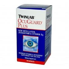 Спортивная добавка Twinlab OCUGUARD PLUS 60 капc