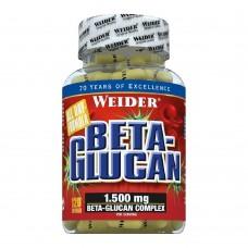 Спортивная добавка Weider BETA-GLUCAN 120 капс