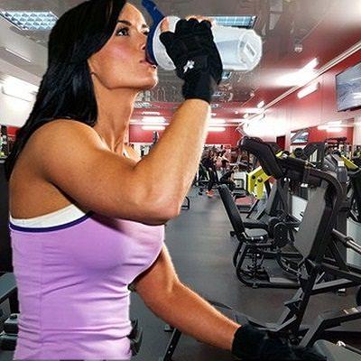Спортивное питание для набора массы для девушек